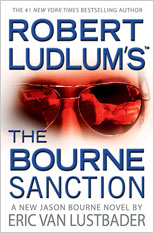 The Bourne Sanction by Eric Van Lustbader