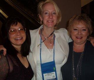 Stephanie Lauren, Pamela Spengler-Jaffee, Victoria Alexander