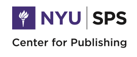 NYU Center for Publishing