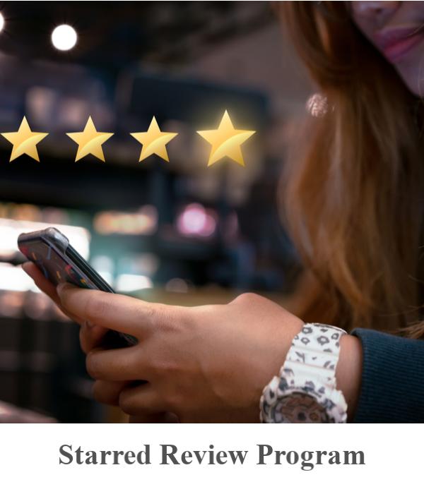 Starred Review Program
