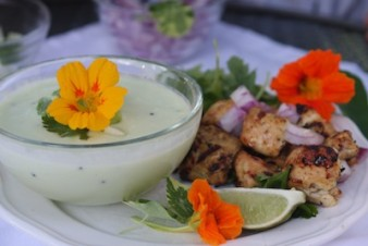 A summer dinner menu from indian cooking unfolded forumfinder Choice Image