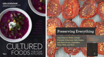Taking Food Preservation Into the Future: New Books Explore