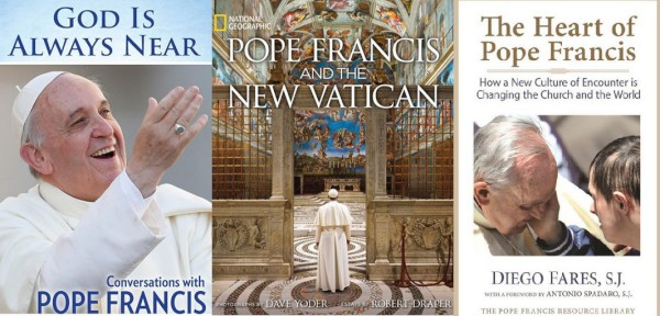 How Publishers Are Preparing For The Papal Visit