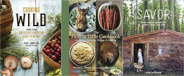 Beyond Rustic Publishers Take Up FieldtoTable Cookbook Trend - Farm to table philosophy