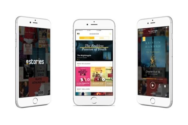 eMusic Relaunches Audiobook Service as eStories