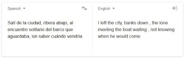 Is it a good idea to run my spanish essay thorugh google translate to find mistakes?
