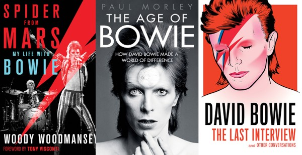 Ashes to Ashes: New Books on David Bowie