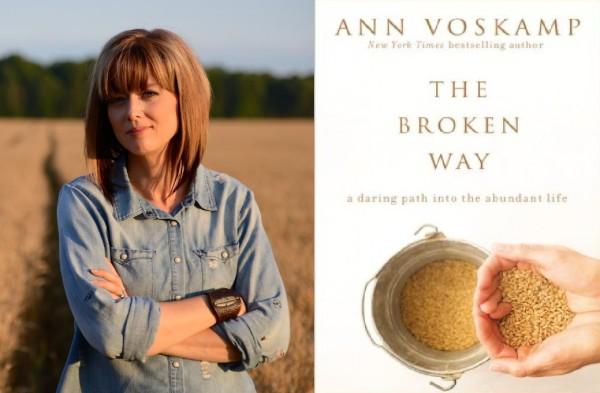 Resultado de imagem para Author Ann Voskamp