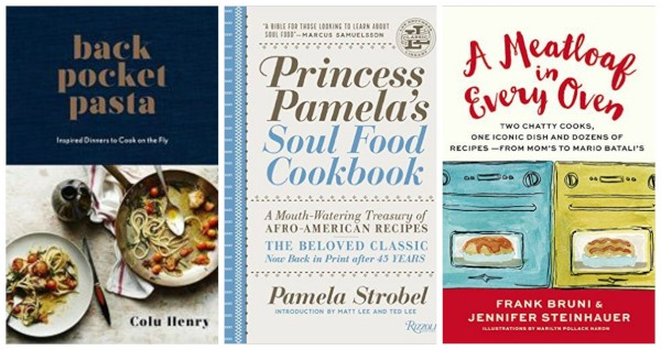 Cookbooks preview february 2017 ease your way into 2017 with a reissue of a long lost soul food cookbook and a starred collection of weeknight pasta recipes forumfinder Choice Image