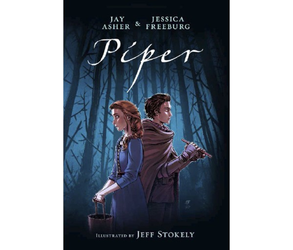 Image result for piper graphic novel cover