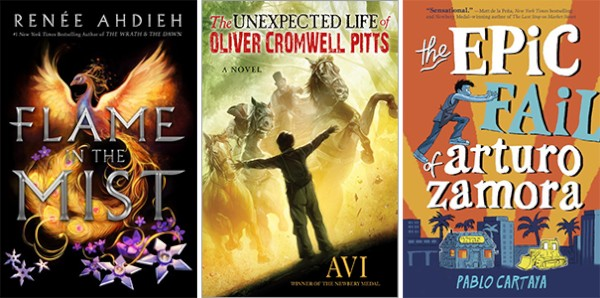 Author Oliver Pitts >> New Kids And Ya Books Week Of May 15 2017