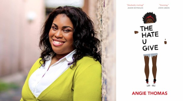Image result for angie thomas