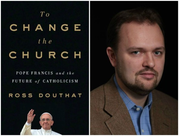 Image result for ross douthat to change the church