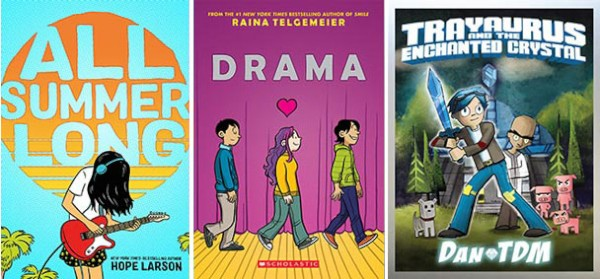 An Ever-Growing Demand for Middle Grade Graphic Novels