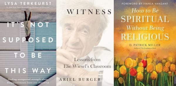 Religion And Spirituality Books Preview November 2018