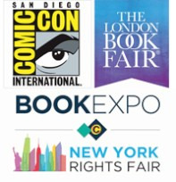 Select Book Conferences, Festivals, and Fairs in 2019