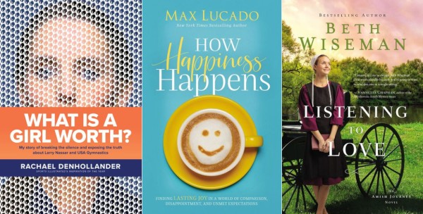 Religion and Spirituality Books Preview: Sept  2019
