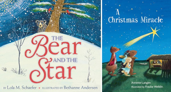Kids' Books Add Meaning To Christmas