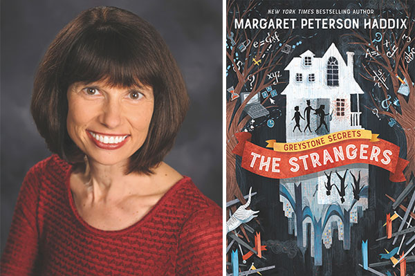 Q & A with Margaret Peterson Haddix