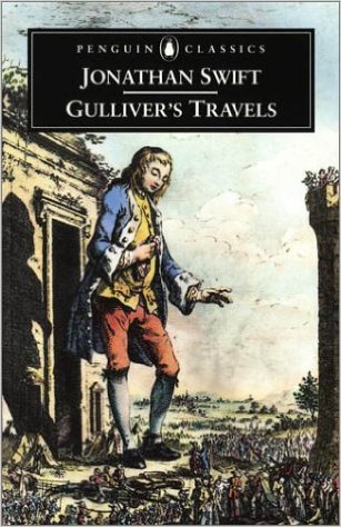 an analysis of book 1 of the novel gullivers travels by jonathan swift Gulliver's travels analysis  we call this novel gulliver's travels, by jonathan swift but back in the day it was called travels into several remote nations of the .