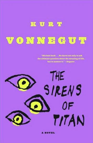 Book Review: The Sirens of Titan by Kurt Vonnegut