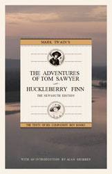 mark twains adventures of huckleberry finn is a classic by most any measurets eliot called it a masterpiece and ernest hemingway pronounced it the