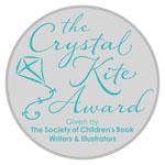 Logo: Crystal Kite Award, SCBWI