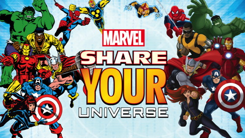 Marvel Targets Younger Readers