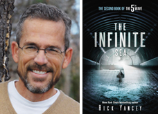 Q A with Rick Yancey