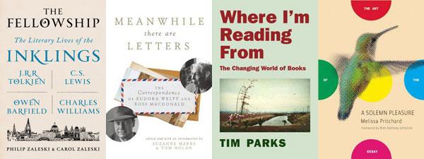 Spring 2015 Announcements Literary Biographies Essays Criticism