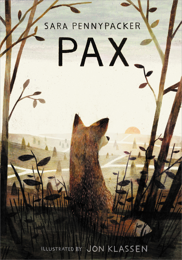 Image result for pax book cover