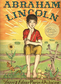 Small Calif Press Revives Caldecott Book On Abraham Lincoln
