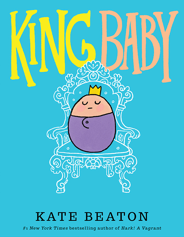 Image result for king baby book