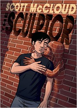 'The Sculptor' Tops PW's 10th Annual Graphic Novel Critics Poll