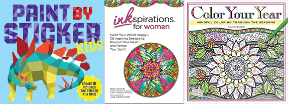 the adult coloring book boom continues - Coloring Book Publishers
