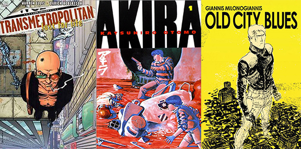 The Best Cyberpunk Comics, Part 2