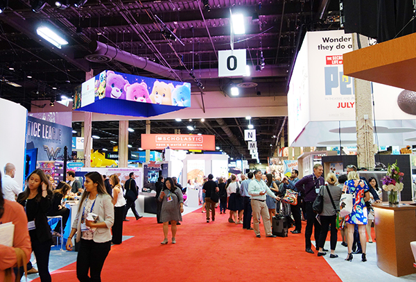 girl power is big at licensing expo 2016