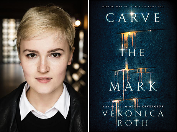Veronica Roth S Carve The Mark To Make Global Splash