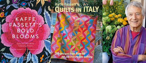 Have Quilt Will Travel Pw Talks With Kaffe Fassett