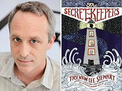 Trenton Lee Stewart Accidentally Starts a Mystery on Goodreads