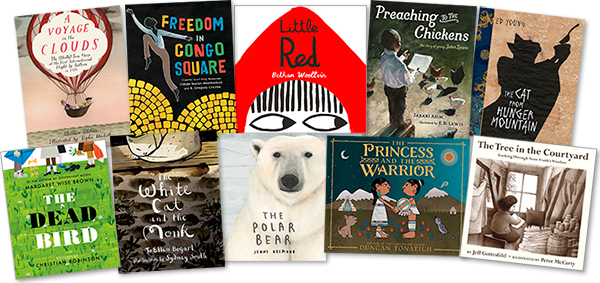 New York Times Book Review' Announces Best Illustrated Children's ...