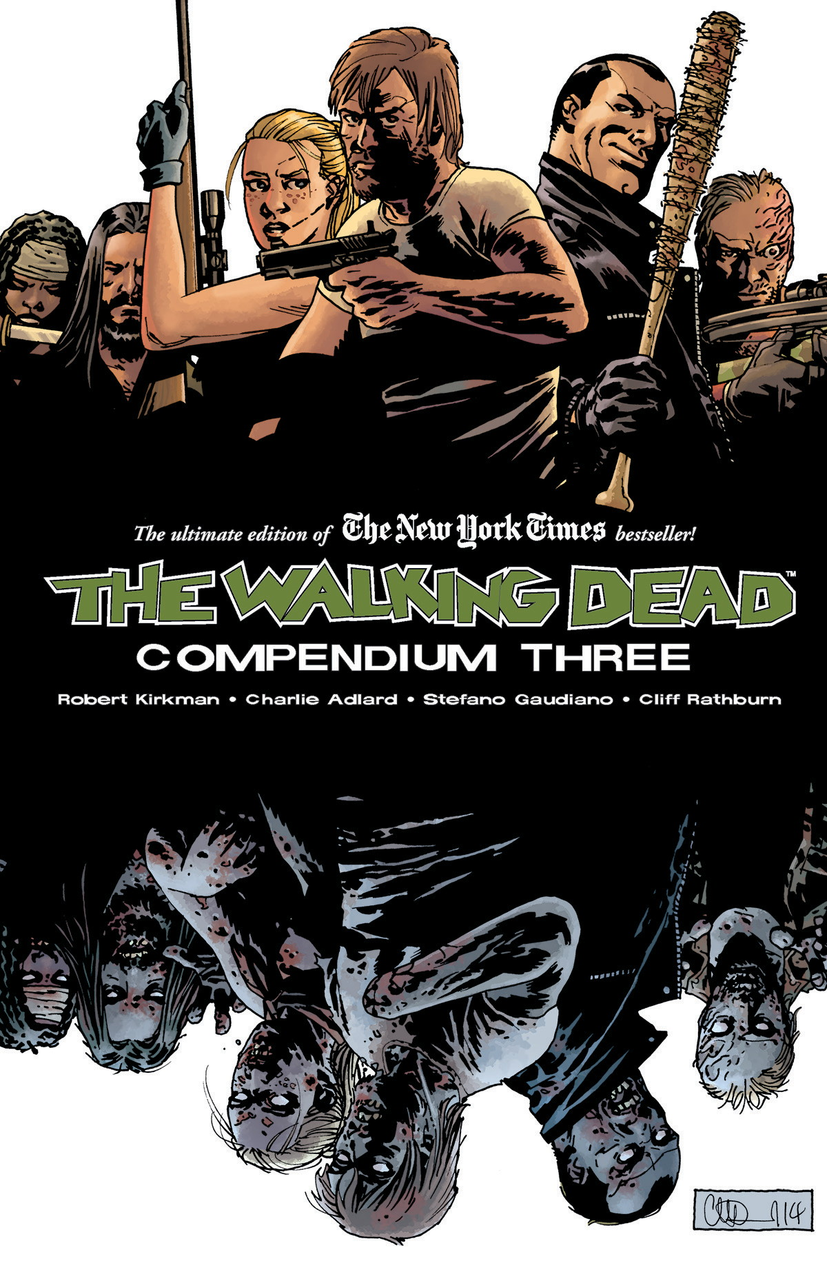 Sales Of Walking Dead Graphic Novels Higher Than Ever