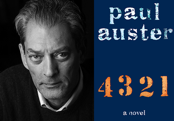 paul auster What if you were made to account for the books on your shelves, the way souls have to account for their sins i'm not talking about some bogus social signaling when a date is brought home or.