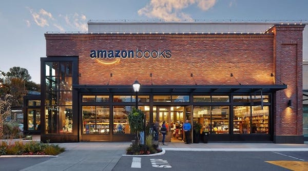 Amazon Books Opening In Manhattan Second Store Slated For