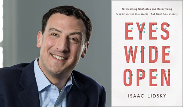Eyes wide open isaac lidsky