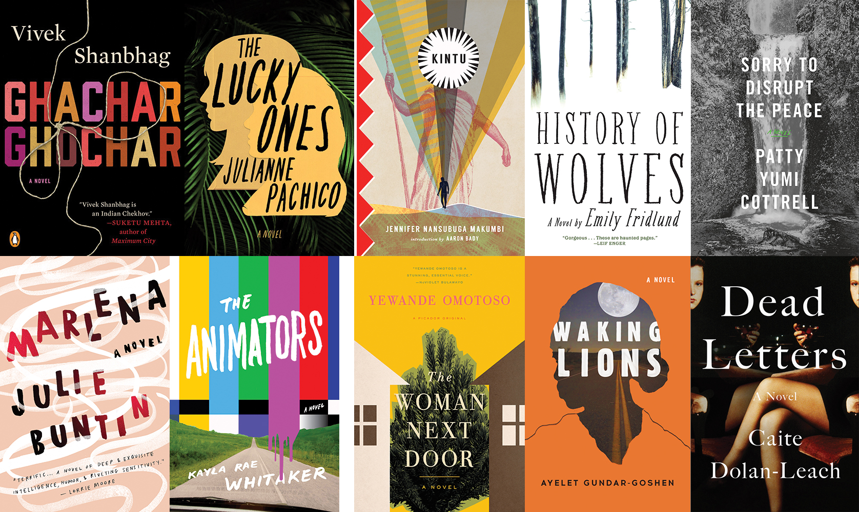 Writers to Watch Spring 2017: Anticipated Debuts