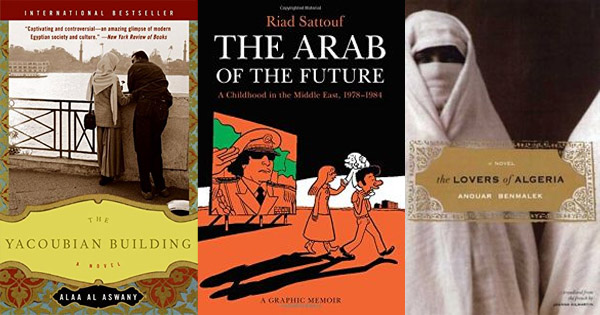 9 Essential Books by Arab Writers