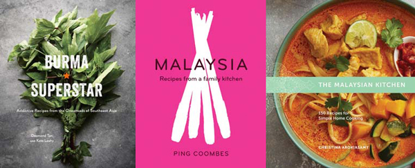 Southeast asian cooking spring 2017 cookbooks dishes from southeast asia have become more prevalent on american restaurant menus and increasingly in americans cookbook collections forumfinder Choice Image