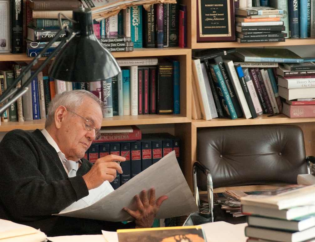Robert Silvers, 'NYRB' Co-Founder and Editor, Dies at 87