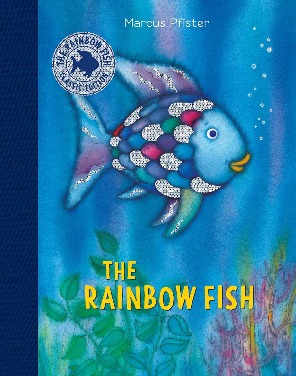 Northsouth marks 25 years of rainbow fish for Rainbow fish children s book